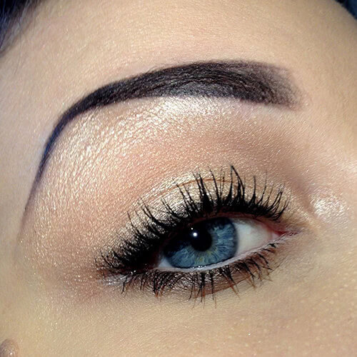 Shimmering Everyday Look